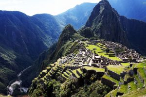 ESPECIALISTAS DE LA UNESCO MONITOREAN MACHUPICCHU